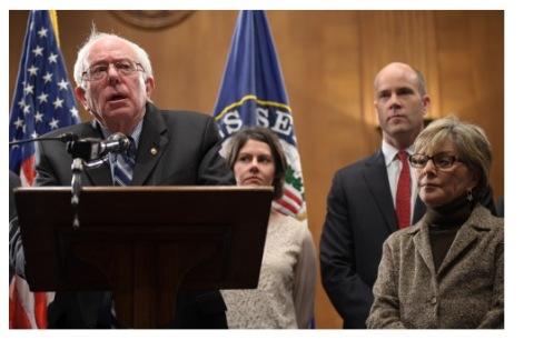 Bernie Climate Bill