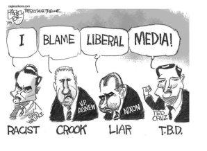 I Blame Liberal media